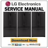 Thumbnail LG LFC25776SB Service Manual & Repair Guide