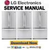 Thumbnail LG LFC25776ST Service Manual & Repair Guide