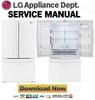 Thumbnail LG LFC25776SW Service Manual & Repair Guide