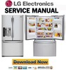 Thumbnail LG LFX25974ST Service Manual & Repair Guide