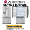 Thumbnail LG LFX25978ST Service Manual & Repair Guide