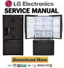 Thumbnail LG LFX31925SB Service Manual & Repair Guide