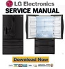 Thumbnail LG LMX28988SB Service Manual & Repair Guide
