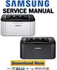 Thumbnail Samsung ML-1670 + 1675 Service Manual & Repair Guide