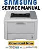 Thumbnail Samsung ML-3310 3312 3710 3712 Series Service Manual & Repair Guide
