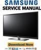 Thumbnail Samsung PN59D6500 PN59D6500DF PN59D6500DFXZA Service Manual