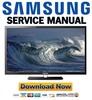 Thumbnail Samsung PN64D7000 PN64D7000FF PN64D7000FFXZA Service Manual