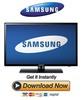 Thumbnail Samsung UN26EH4000 UN32EH4000 Service Manual & Repair Guide