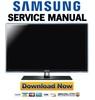Thumbnail Samsung UN32D6500VF UN40D6500VF UN46D6500VF UN55D6500VF Service Manual & Repair Guide