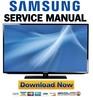 Thumbnail Samsung UN32EH5050F UN40EH5050F UN46EH5050F Service Manual & Repair Guide