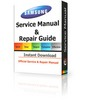 Thumbnail Samsung UN40D6300SF UN46D6300SF UN55D6300SF Service Manual & Repair Guide
