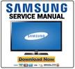 Thumbnail Samsung UN46D6003SF UN55D6003SF UN55D6005SF Service Manual & Repair Guide