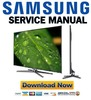Thumbnail Samsung UN46D8000 UN55D8000 UN60D8000 Service Manual & Repair Guide
