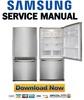 Thumbnail Samsung RB217ACRS Service Manual & Repair Guide
