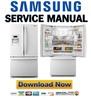 Thumbnail Samsung RF267AAWP Service Manual & Repair Guide