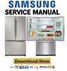 Thumbnail Samsung RFG293HA RFG293HARS Service Manual & Repair Guide