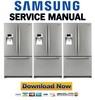Thumbnail Samsung RFG297AAPN Service Manual & Repair Guide