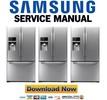 Thumbnail Samsung RFG298HDRS Manual de Servicio