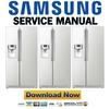 Thumbnail Samsung RS261MDWP Service Manual & Repair Guide