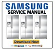 Thumbnail Samsung RS263TD RS263TDRS Service Manual & Repair Guide