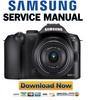 Thumbnail Samsung NX10 + NC110 Service Manual & Repair Guide