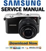 Thumbnail Samsung NX100 Service Manual & Repair Guide