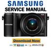 Thumbnail Samsung NX200 Service Manual & Repair Guide