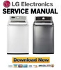 Thumbnail Samsung WA5471ABP WA5471ABW WA5451ANW Service Manual & Repair Guide