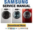 Thumbnail Samsung WF337AAW WF328AAW WF328AAG WF328AAR Service Manual