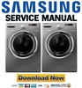 Thumbnail Samsung WF350ANP WF350ANW WF350ANR WF330ANW WF330ANB Service Manual