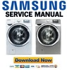 Thumbnail Samsung WF520ABP WF520ABW WF520ABR Service Manual & Repair Guide