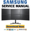 Thumbnail Samsung MD230 MD230X3 MD230X6 Service Manual & Repair Guide