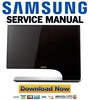 Thumbnail Samsung SyncMaster T23A950 + T27A950 Service Manual & Repair Guide