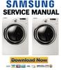 Thumbnail Samsung DV350AEW DV350AGW Service Manual & Repair Guide