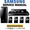 Thumbnail Samsung HT-D5300 Service Manual & Repair Guide