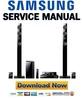 Thumbnail Samsung HT-E6730W Service Manual & Repair Guide