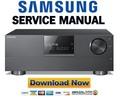 Thumbnail Samsung HW-C700 Service Manual & Repair Guide