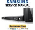 Thumbnail Samsung HW-D450 Service Manual & Repair Guide