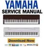 Thumbnail Yamaha P70 + P70S Service Manual & Repair Guide