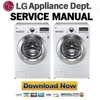 Thumbnail LG WM3070HWA Service Manual & Repair Guide