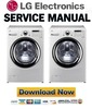 Thumbnail LG WM3987HW Service Manual & Repair Guide