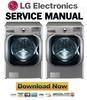 Thumbnail LG WM8000HVA Service Manual & Repair Guide