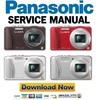 Thumbnail Panasonic Lumix DMC-TZ27 TZ30 TZ31 ZS19 ZS20 Service Manual & Repair Guide