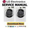 Thumbnail LG DLE2350W Service Manual & Repair Guide