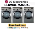 Thumbnail LG DLEX2655V Service Manual & Repair Guide