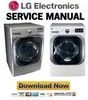 Thumbnail LG DLEX8000V DLEX8000W Service Manual & Repair Guide