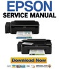 Thumbnail Epson L100 L101 L200 L201 Service Manual & Repair Guide