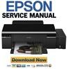 Thumbnail Epson L800 L801 Service Manual & Repair Guide