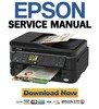 Thumbnail Epson ME OFFICE 960FWD 900WD 82WD 85ND Service Manual & Repair Guide