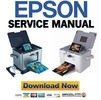 Thumbnail Epson Picturemate PM260 PM270 PM290 Service Manual & Repair Guide